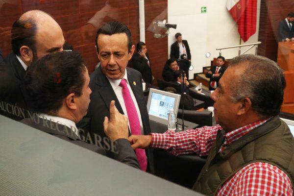 Sin pretextos para crear leyes enimpartición de justicia: Emilio