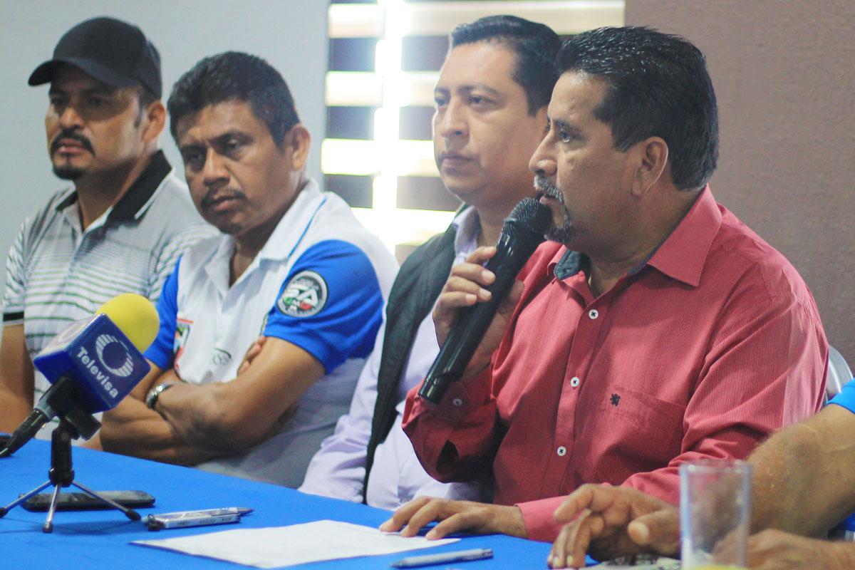 Presentación de la Copa Telmex 2017. Cortesía.