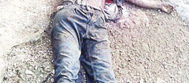 Murió de un escopetazo en el pecho