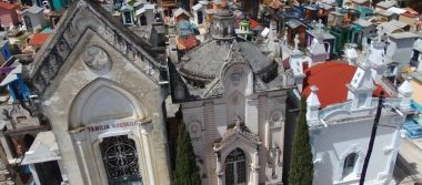 Hay 26 monumentoshistóricos en panteónde San Cristóbal