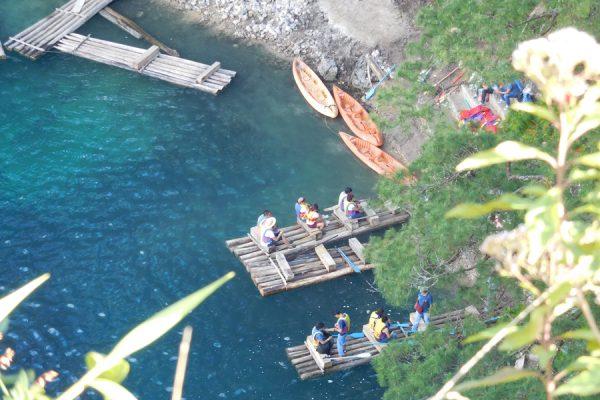 Afectan fenómenos naturalesatípicos a tres sitio turísticos