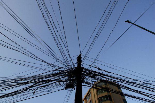 Robaron más de 13 mil metros de cable