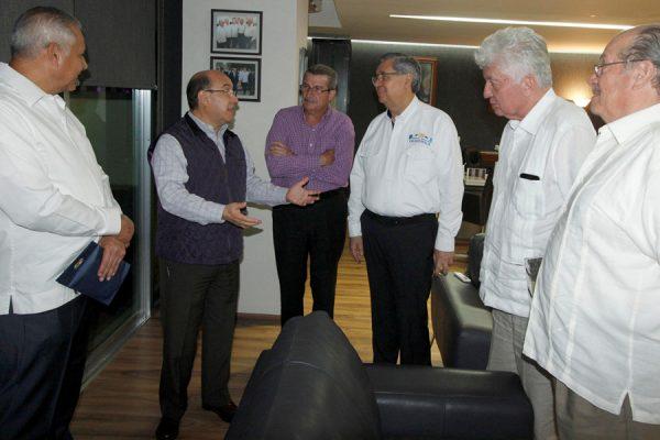 Chiapas y Guatemala impulsan agenda de seguridad