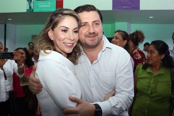 Martha Muñoz rinde Informe