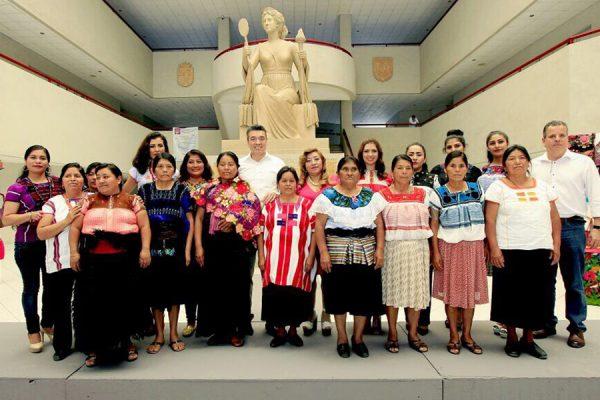 Iniciativas para beneficio de Chiapas: Rutilio