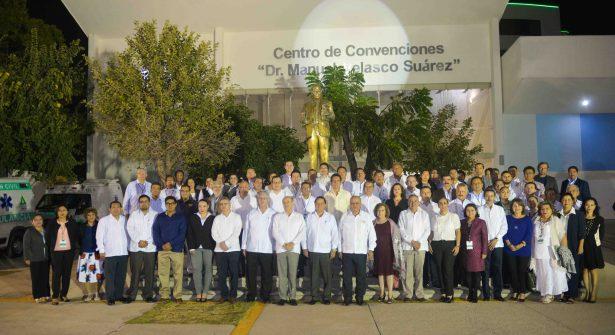 Más de 80 rectores y directores de instituciones de educación superior