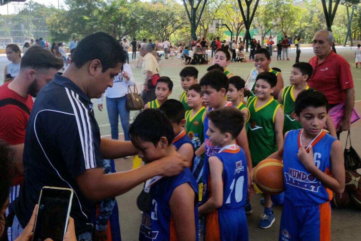 BUENOS resultados para los equipos que se dieron cita al torneo.