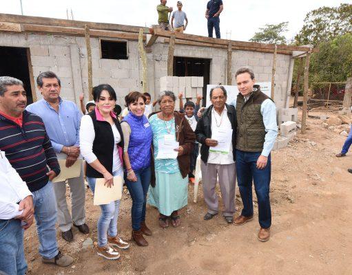 Más de 6 mil viviendas registran avance en la reconstrucción: Velasco