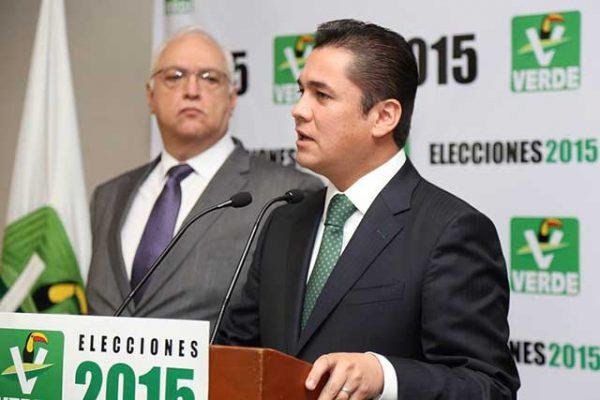 Verde no hará coalición con otros partidosque no sean sus aliados federales: Puente Salas