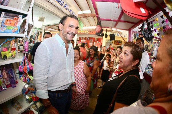 Gestionamos inversión productiva para crecer el negocio en los mercados: senador Melgar