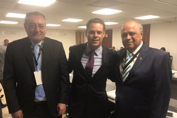 Participa rector en Sesión Ordinariade la Junta Directiva del Imjuve