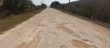 Malos caminos en Jiquipilas