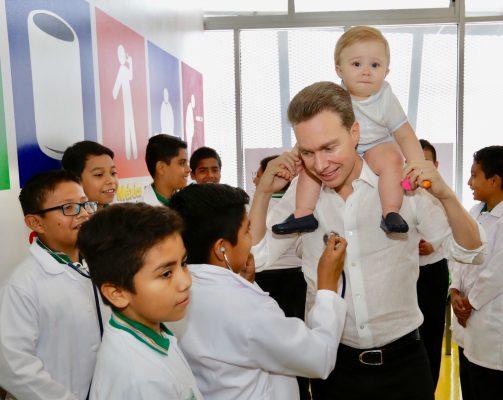 Un éxito el Museo del Niño recién puesto en marcha en Chiapas