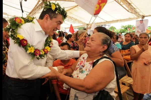 Chiapas tendrá un verdadero Estado deDerecho; habrá orden sin reprimir: Rutilio