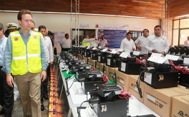 Estructura de PC más grande y preparada está en Chiapas: MVC