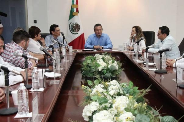 Impulsan espacios sustentablesAyuntamiento de Tuxtla e Infonavit