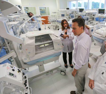 Rescata MVC obra hospitalaria de Tapachula