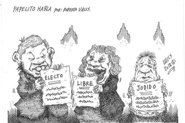 PAPELITO HABLA