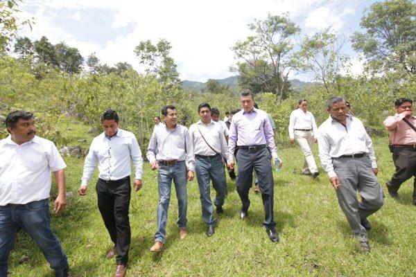 Invertiremos esfuerzo y trabajo para recuperar el campo y los bosques de Chiapas: Rutilio