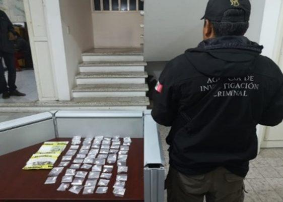 Detienen a seis personas y aseguran droga en dos diferentes cateos