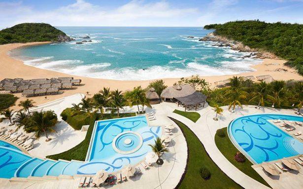 Disfruta el mar de Huatulco bajo la experiencia Unlimited-Luxury de Secrets