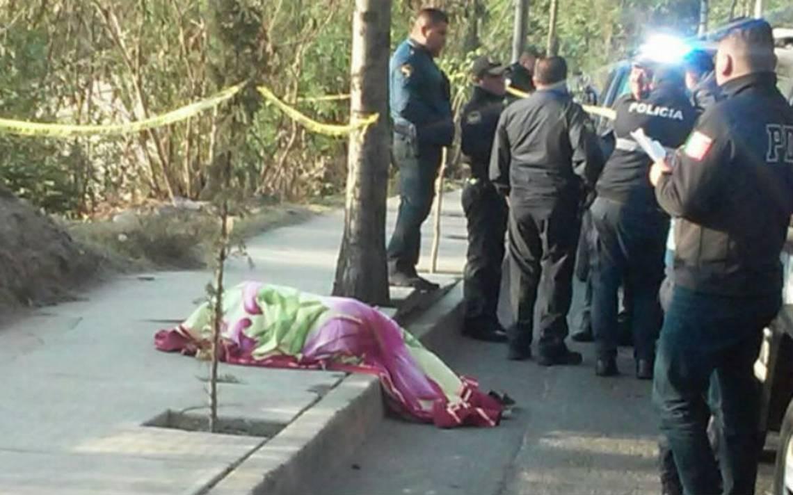 Abandonan cadáver maniatado en calles de Álvaro Obregón