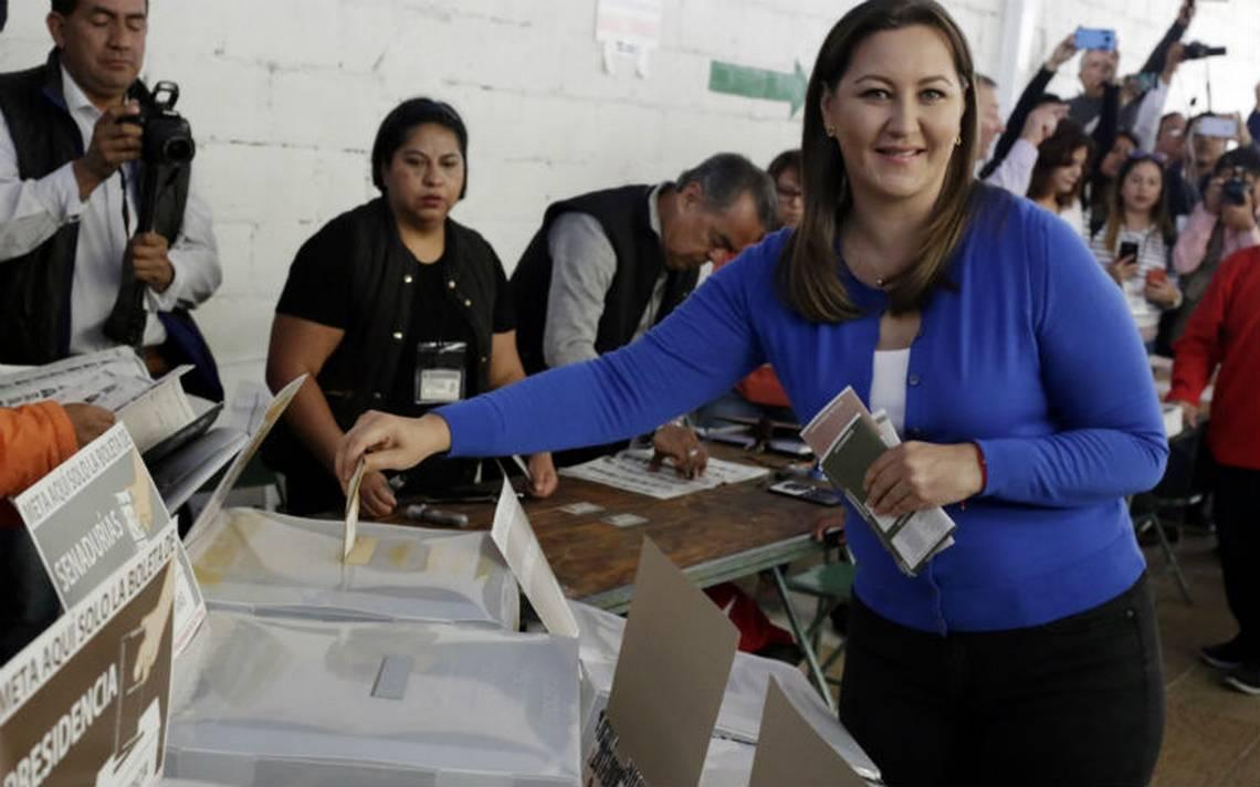 Advierten irregularidades en elecciones de Puebla que ponen en duda triunfo de Erika Alonso