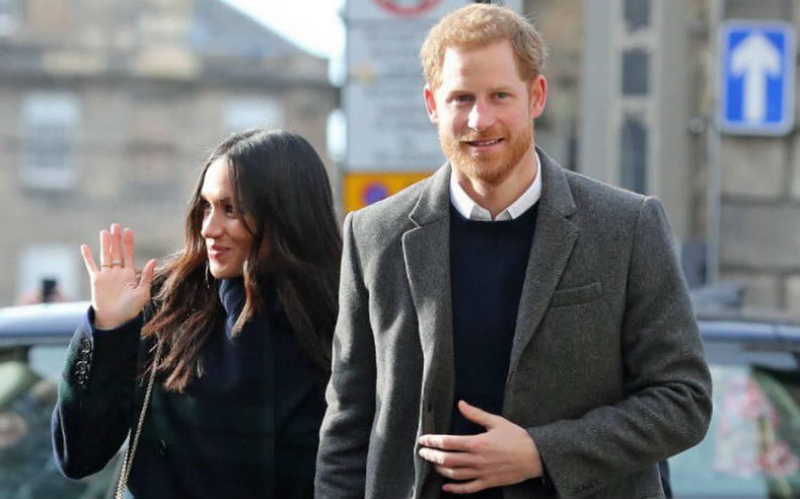 Investigan carta con polvo sospechoso enviada al príncipe Harry y su prometida Meghan