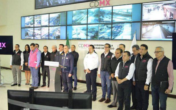 Nos sacudió a todos; Mancera rinde homenaje a víctimas del sismo