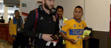 Tigres viajó al Bajío para su juego de cuartos de final ante el León