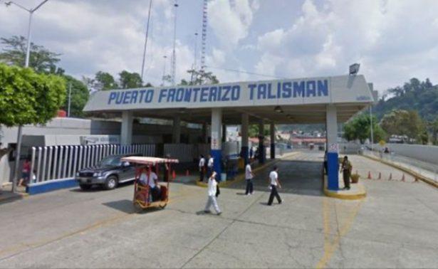 Reduce flujo de guatemaltecos por Chiapas