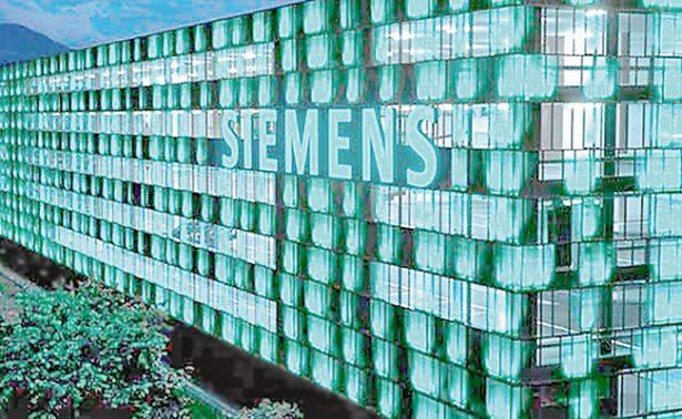Prevé Siemens crecer cerca del 30% este año en México