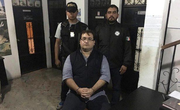 Javier Duarte, el gobernador que desapareció 30 mil mdp