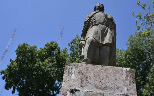 Delincuencia no respeta a héroes patrios en Morelia