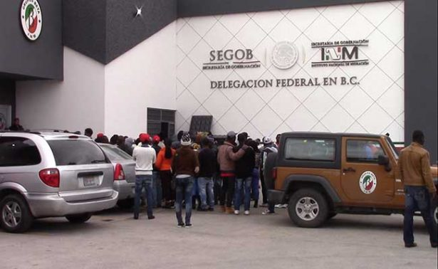 Haitianos quieren legalizarse en México; más de 200 inician trámite