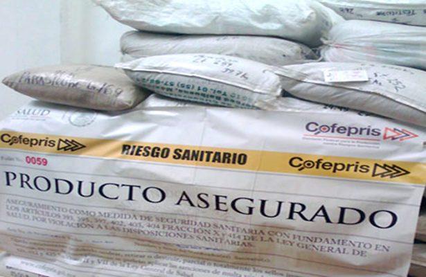 Profeco y Cofepris decomisan 37 mil 902 productos milagro en Baja California