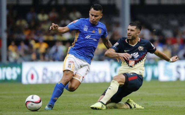 América viene de atrás y rescata empate ante Tigres