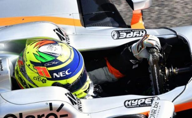 Checo abre temporada en Melbourne