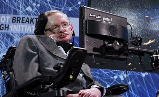 Tenemos 100 años para mudarnos de la Tierra: Stephen Hawking