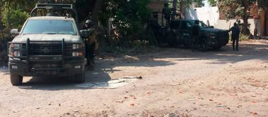 Ejército realiza operativo en Eldorado, Sinaloa, tierra de Dámaso López