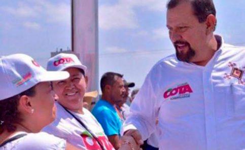 """Presenta Manuel Cota el programa """"Salario Mujer"""""""