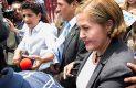 Eva Cadena se declara inocente ante diputados, en proceso de desafuero