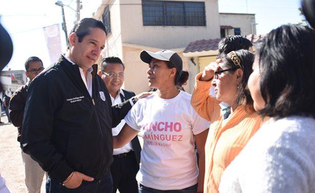 Destinarán 500 mdp a nuevo hospital: Pancho Domínguez