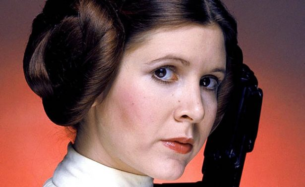 Disney niega querer digitalizar la imagen de la Princesa Leia