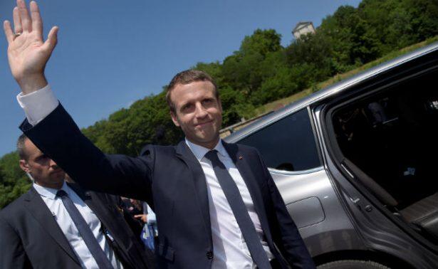 Macron reafirma mayoría absoluta en legislativas en Francia