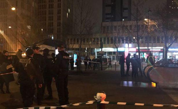 Al menos 8 heridos deja falla eléctrica en el metro de París