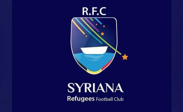 Syriana RFC, el primer equipo de refugiados que debutará en la Liga Belga