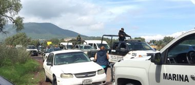 Enfrentamiento cerca de Teotihuacán deja 7 heridos