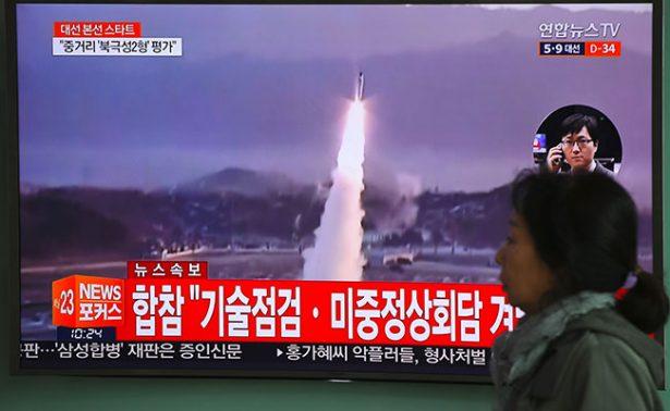 ¿Jinetes del apocalipsis? Corea del Norte prepara 4 misiles para EU