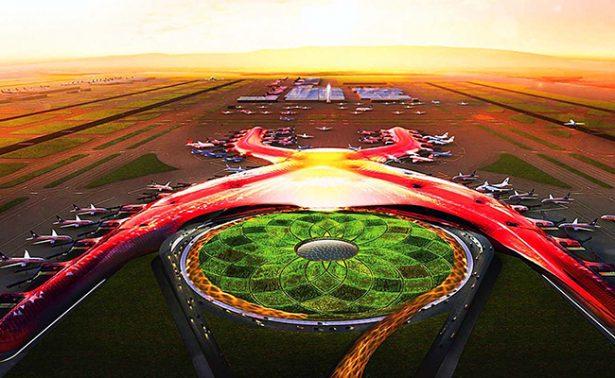 ICA y Carso firman contrato de construcción del terminal en el Nuevo Aeropuerto de la CDXM